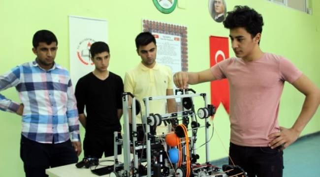 Şanlıurfalı gençler Türkiye'yi ABD'de temsil edecek