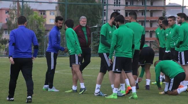 Şanlıurfaspor Ali Tandoğan ile başladı