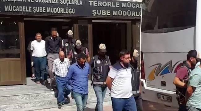 Urfa'da Bylock kullanan 24 kişi gözaltına alındı