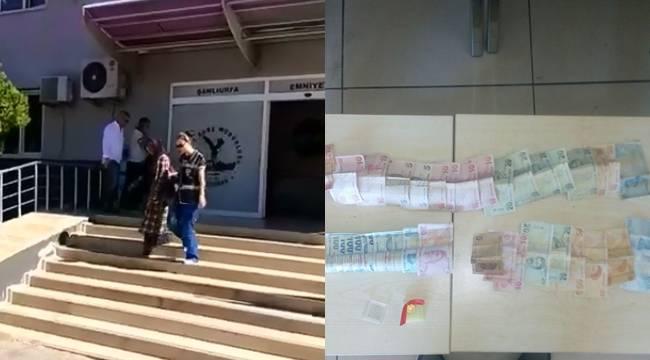 Urfa'da Kadın hırsızlar suçüstü yakalandı-Videolu Haber