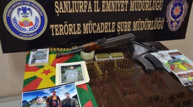 Urfa'da PKK Operasyonu, 16 Gözaltı