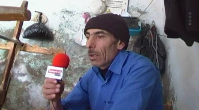 Urfa'da yok olmaya yüz tutmuş meslek çulculuk-Videolu Haber