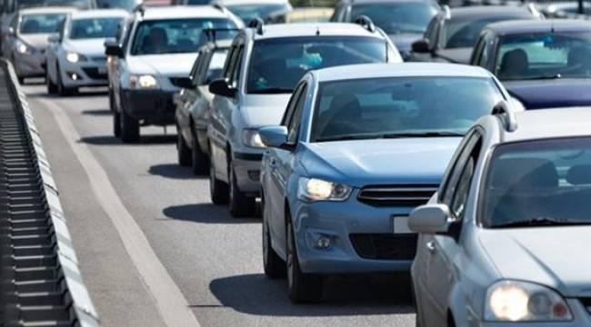 Urfa'daki araç sayısı arttı