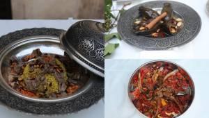 Urfa'nın Yöresel ev yemekleri yaşatılıyor