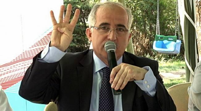 Urfa Valisi Güngör Azim Tuna veda etti