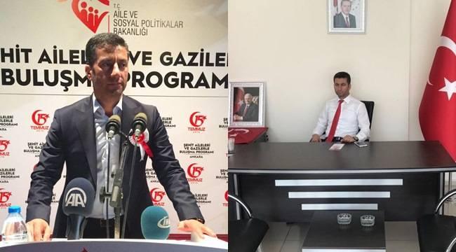 Urfalı Başkan Gazi ve Şehit Aileleri Genel Başkanlığı'na seçildi