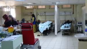 Urfalı İşçileri Taşıyan Servis devrildi, 17 Yaralı
