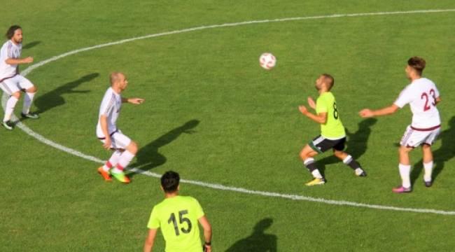 Urfaspor ilk hazırlık maçını kazandı