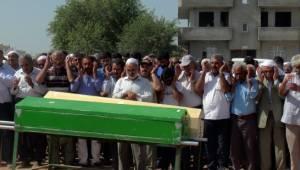 Vinç kazasında ölen Urfalı işçiler defnedildi