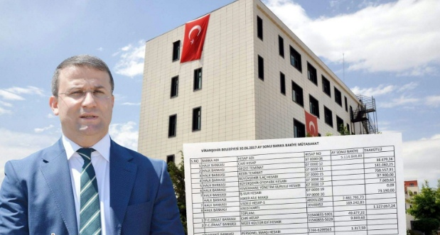 Viranşehir Belediyesi mali durumunu halka sundu