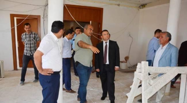 Viranşehir Eski Hükümet Konağı incelendi