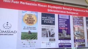 2018 yılında Şanlıurfa'da en az beş fuar açılacak