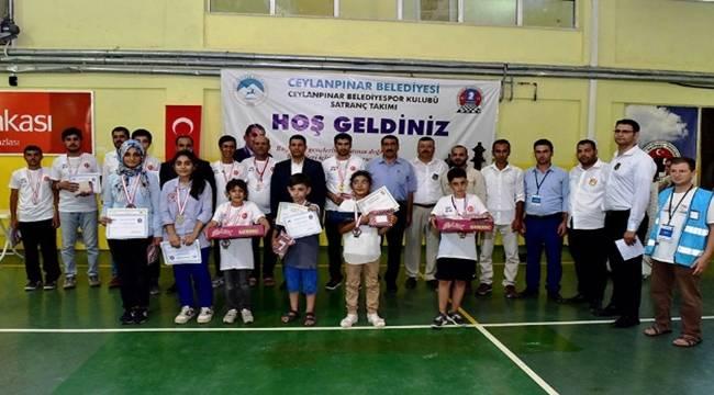 30 Ağustos Zafer Bayramı Satranç Turnuvası Son Erdi