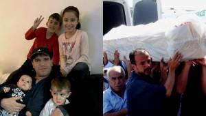 6 kişinin cenazesi Halfeti'ye gönderildi