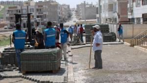 Ahmet Yesevide 3 Sokakta çalışmalar tamamlandı-Videolu Haber