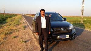 Akçakaleli Sevilen Siyasetçi Hayatını Kaybetti