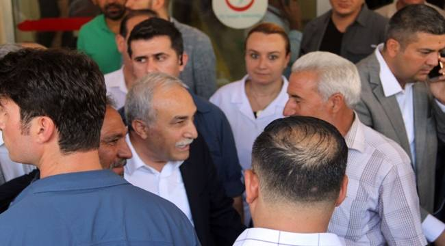 Bakan Fakıbaba, Türkiye ile başa çıkamazlar