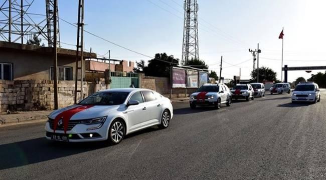 Ceylanpınar Belediyesi araç filosunu güçlendirdi-Videolu Haber