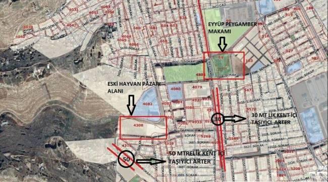Eyyübiye Belediyesi, Eyyübiye'ye sırtını değil yüzünü dönmelidir
