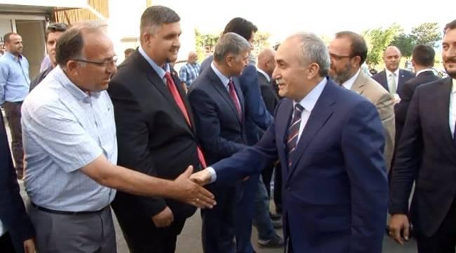 Fakıbaba, Tekirdağ Ak Parti İl Başkanlığını ziyaret etti