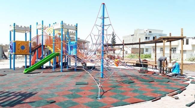 Fatih Sultan Mehmet Parkı Tamamlanıyor-Videolu Haber