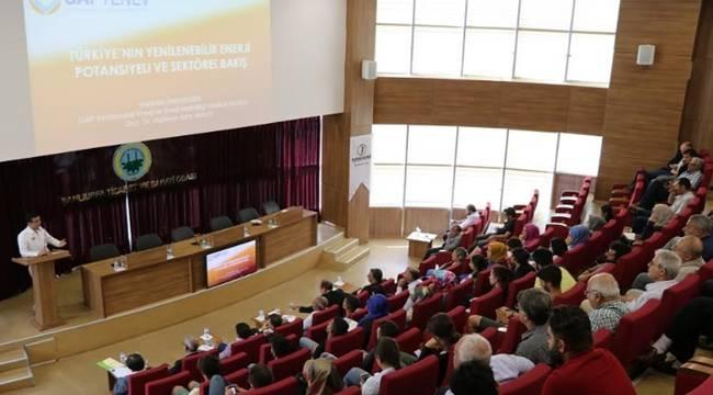 GAP Seracıları Güneş Enerjisi Potansiyeli için Toplandı-Videolu Haber