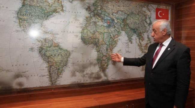 Güneydoğu'dan 184 ülkeye ihracat