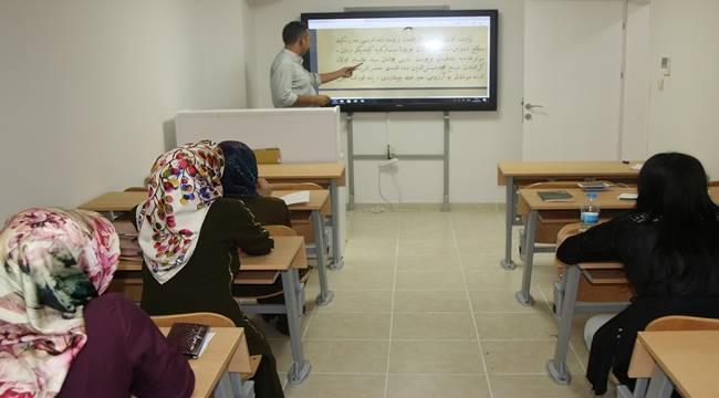 Haliliye'de Osmanlıca Kursu Açıldı-Videolu Haber