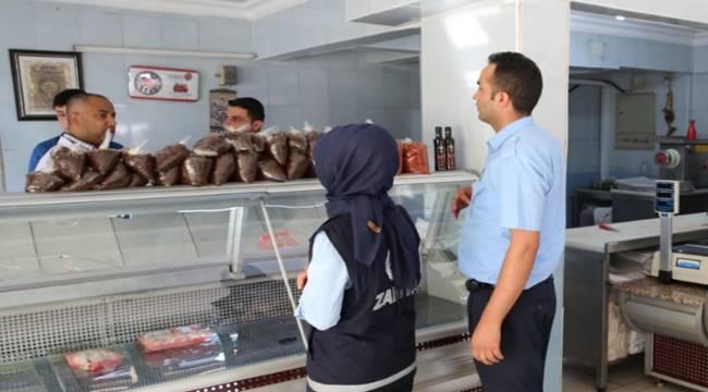 Haliliye'deki Kasaplar Uyarıldı-Videolu Haber