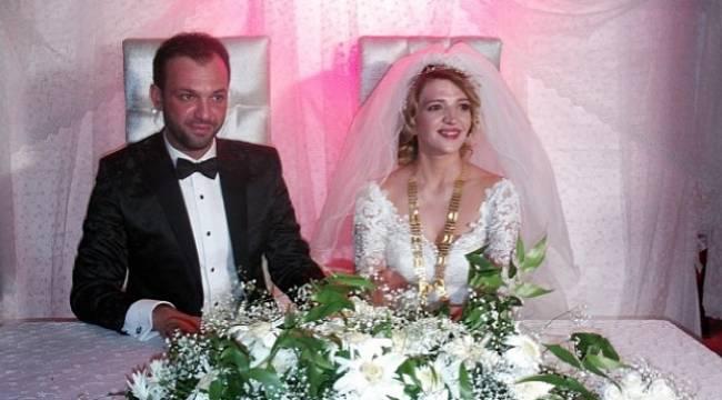 İşadamı Cüneyt Hamevioğlu bekarlığa veda etti...Yılın düğünü (Video)