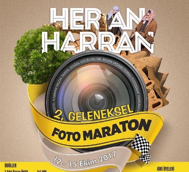 Harran'da 2.Geleneksel Foto Yarışması