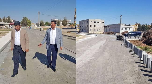 Harran'da üst yapı seferberliği