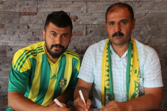 Hüseyin Kala Urfaspor ile anlaştı