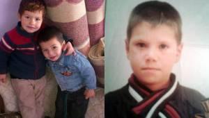 Kanalda boğulan 3 çocuk gece defnedildi