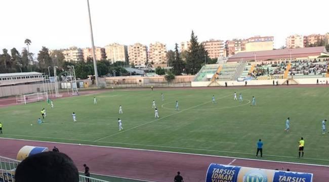Karaköprü Belediyespor Kupaya Veda Etti
