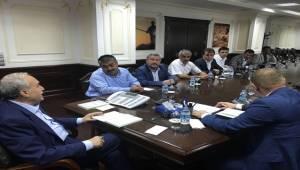 Kayserili Çiftçiler sorunlarını Fakıbaba'ya iletti