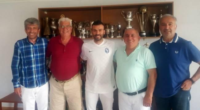 Kıvanç Karakaş, Sarıyerspor'a transfer oldu