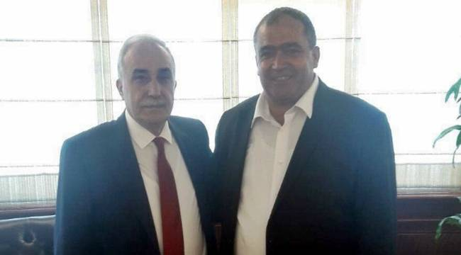 Koçak Aksaray'ın tarım sorunlarını Fakıbaba'ya iletti
