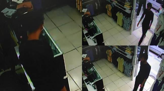 Masanın üzerindeki cep telefonunu çaldı-Videolu Haber
