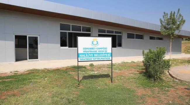 Osmanbey Kampüsü Misafirhanesi Kullanıma Hazır Hale Geliyor