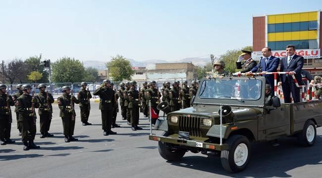 Şanlıurfa'da 30 Ağustos Zafer Bayramı coşkuyla kutlandı