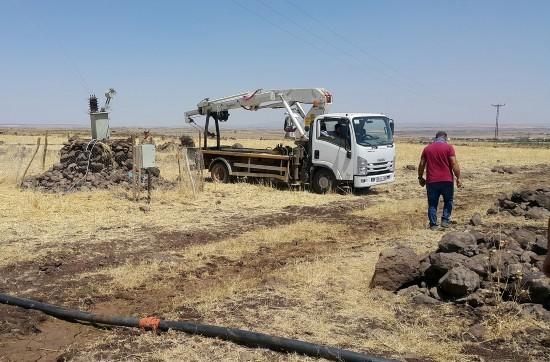 Şanlıurfa'da 500 haneye yetecek güçte kaçak trafo bulundu
