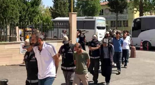 Şanlıurfa'da ByLock'tan 15 tutuklama