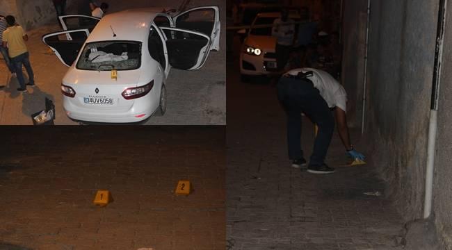 Şanlıurfa'da otomobili taradılar, 1 Ölü 1 Yaralı