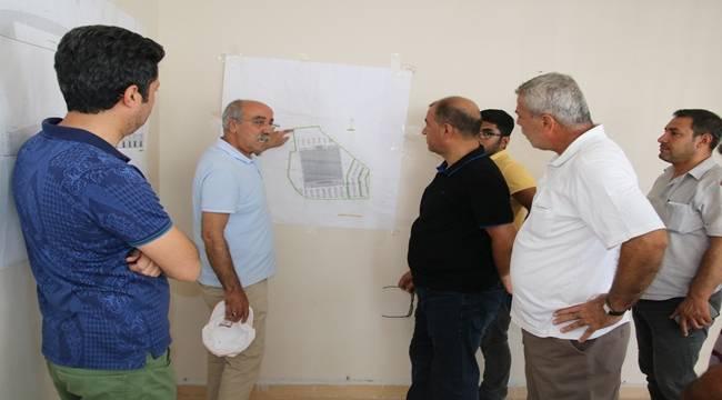 Şanlıurfa Fuar Merkezinin yapımı Sürüyor-Vidoelu Haber