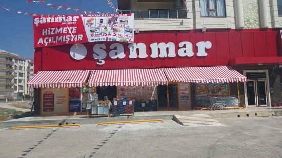 Şanlıurfa'nın öz sermayesi ŞANMAR 18. şubesini açtı