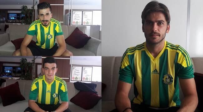 Şanlıurfaspor'da 3 Transfer Birden