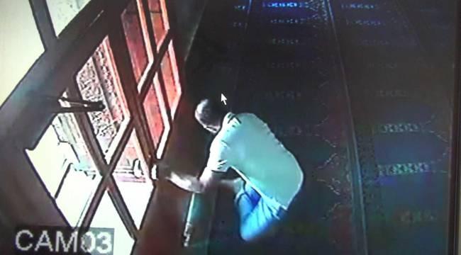 Seken mermiyle yaralanan vatandaş camiye sığındı