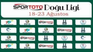 Spor Toto Doğu Ligi başlıyor