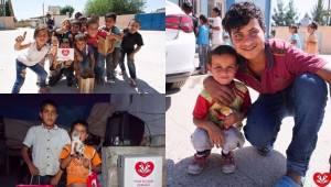 Tatlıses, Urfa'daki Ailelere Yardımda bulundu